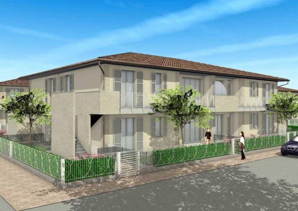 Appartamento in vendita a faenza codice 4 3 case ravenna for Aprire concept case in vendita
