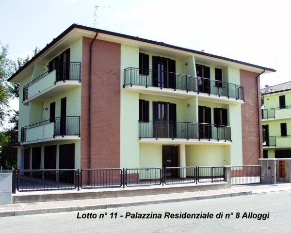 Appartamento in vendita a cotignola codice 3 case ravenna for Aprire concept case in vendita